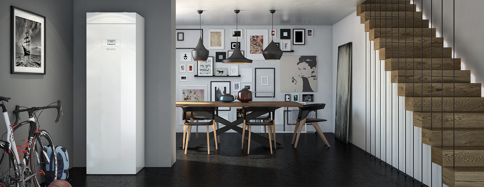sherpa aquadue tower olimpia splendid. Black Bedroom Furniture Sets. Home Design Ideas